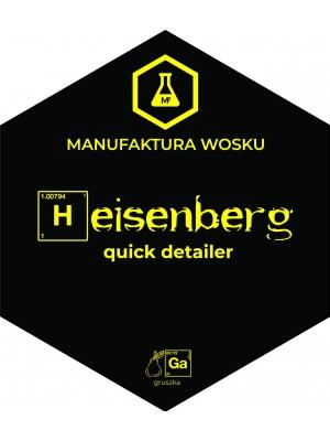 Manufaktura Wosku Heisenberg Gruszka 5L