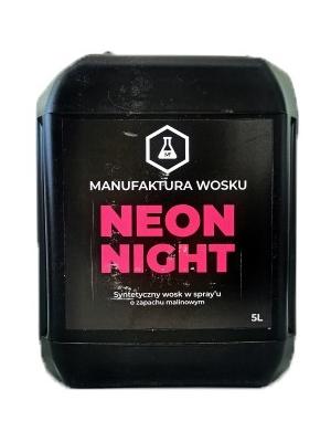 Manufaktura Wosku Neon Night 5L