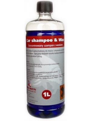 NIELSEN Car Shampoo & Wax 1L