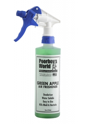 Poorboy's Air Freshener Green Apple 473ml