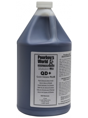 Poorboy's World Quick Detailer Plus QD+ 3780ml