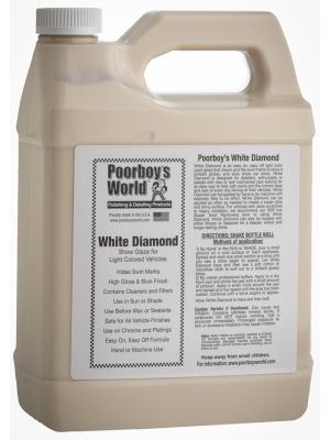 Poorboy's World White Diamond Wet Look 3780ml