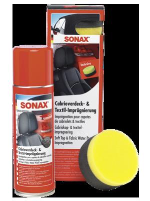 SONAX Impregnat do Dachów Cabrio 300 ml