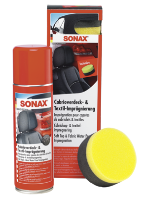 SONAX Impregnat do Dachów Cabrio 300 ml