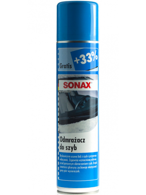 SONAX Odmrażacz do Szyb Spray 400 ml
