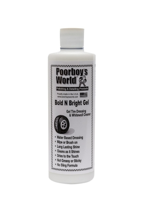 Poorboy's World Bold n Brite Gel 473ml