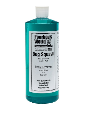 Poorboy's World Bug Squash 946ml
