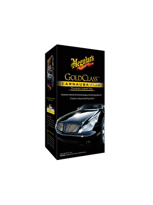 MEGUIAR'S Gold Class Carnauba Plus Wax Liquid