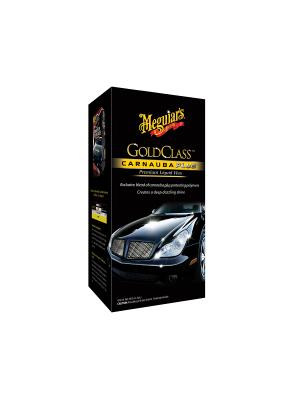 MEGUIAR'S Gold Class Carnauba Plus Wax Liquid
