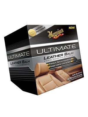 MEGUIARS Ultimate Leather Balm 160 g