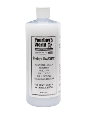 Poorboy's World Glass Cleaner 946ml
