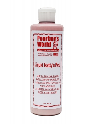 Poorboy's World Liquid Natty's Red 473ml