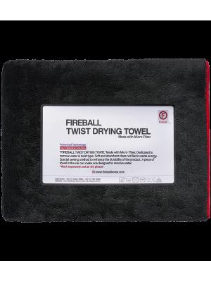 Fireball Twist Drying Towel 70x200 cm