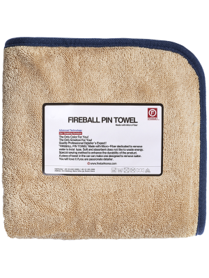 Fireball Pin Towel Navy 72x95 cm
