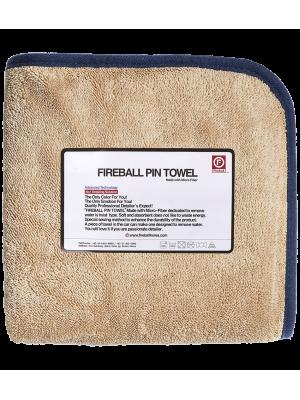 Fireball Pin Towel Navy 72x95 cm