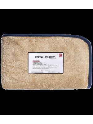 Fireball Pin Towel Navy 72x200 cm