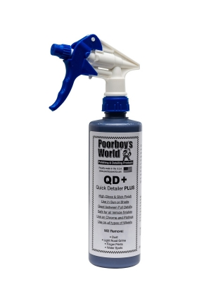 Poorboy's World Quick Detailer Plus QD+ 473ml