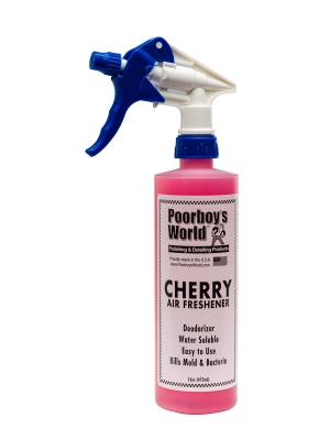 Poorboy's World Air Freshener Cherry 473ml
