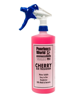 Poorboy's World Air Freshener Cherry 946ml