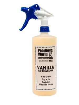 Poorboy's World Air Freshener Vanilla 946ml