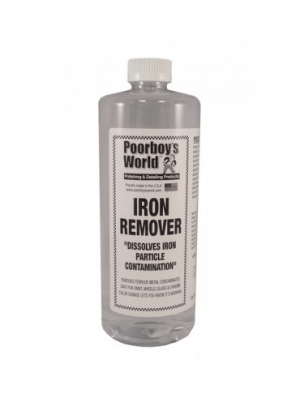 Poorboy's World Iron Remover 946ml