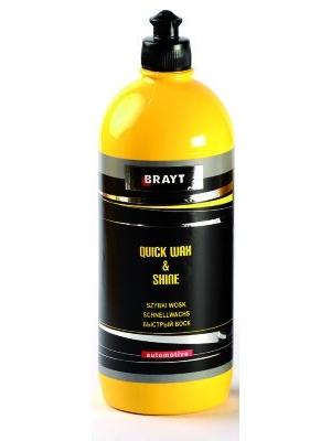 Brayt Quick Wax & Shine Szybki Wosk 1L