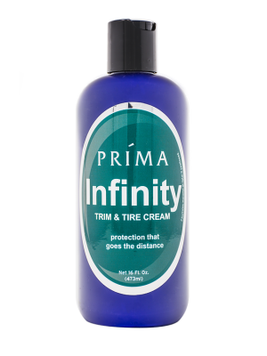 Prima Infinity Trim and Tire Cream 473ml