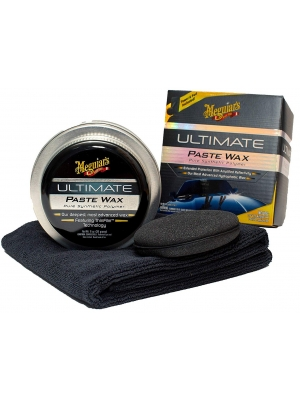 Meguiar's Ultimate Paste Wax 311g Zestaw