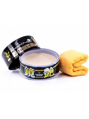 SOFT 99 Mirror Shine Wax Dark 200g