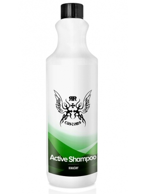 RRC CAR WASH Active Shampoo 1L