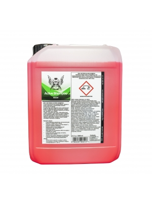 RRC CAR WASH Active Shampoo 5L