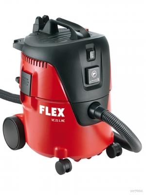 FLEX VC 21 L MC 230/CEE Odkurzacz Przemysłowy