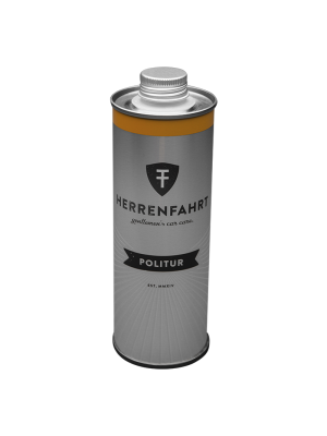 Herrenfahrt Pasta Polerska Politur 250ml