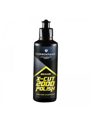 Herrenfahrt X-Cut 2000 Polish Medium 250ml