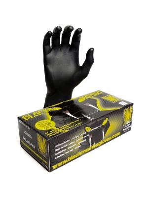 RĘKAWICE NITRYLOWE BLACK MAMBA Nitrile XL