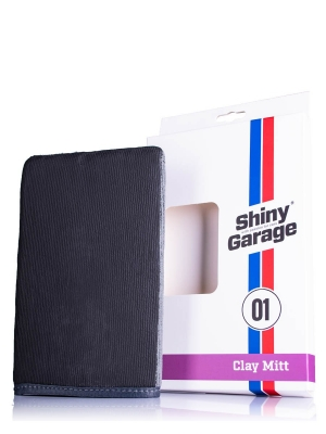 SHINY GARAGE Clay Mitt