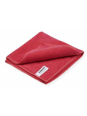 WaxPRO Premium Microfiber Red 360gsm 40x40cm