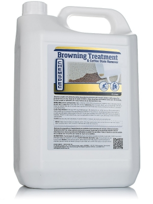 CHEMSPEC Browning Treatment & Coffe Stain Remover 5L