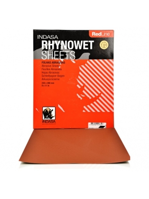 Indasa Rhynowet 230x280 mm P500 1szt. Papier Ścierny Wodny