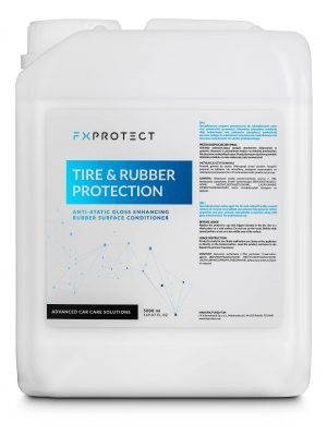 FX Protect Tire & Rubber Protection 5L