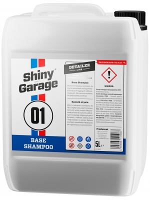 Shiny Garage Base Shampoo 5L