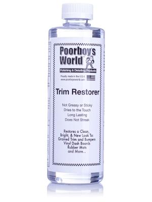 Poorboy's World Trim Restorer 473ml
