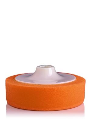 DS Gąbka Polerska 150mm M14 Pomarańczowa Średnia